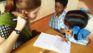 Anna Morgane bénévole à VT