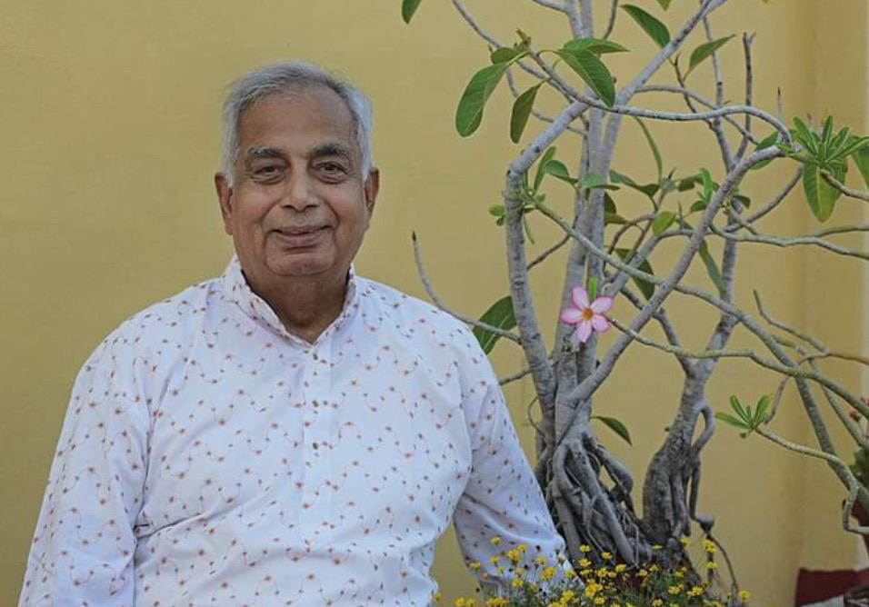 Portrait Ajit
